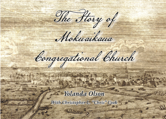 The Story of Mokuaikaua Church booklet cover